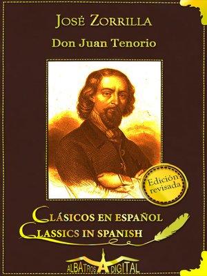 cover image of Don Juan Tenorio