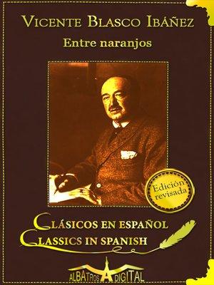 cover image of Entre Naranjos