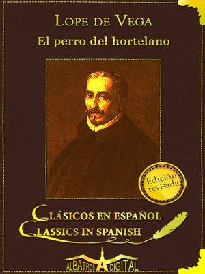 cover image of El Perro del Hortelano