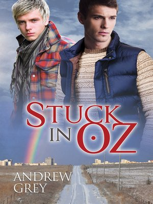 cover image of Stuck in Oz