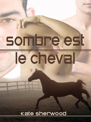 cover image of Sombre est le cheval