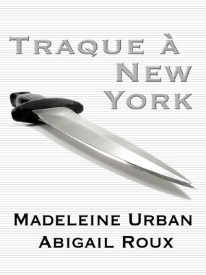 cover image of Traque à New York