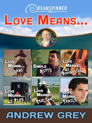 cover image of Love Means...