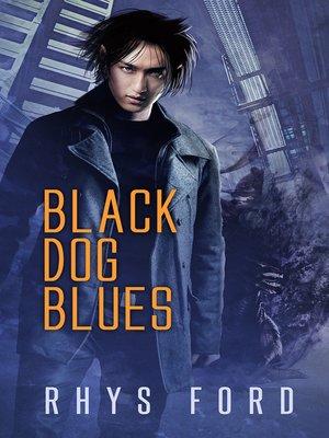 cover image of Black Dog Blues