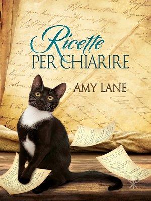 cover image of Ricette per chiarire