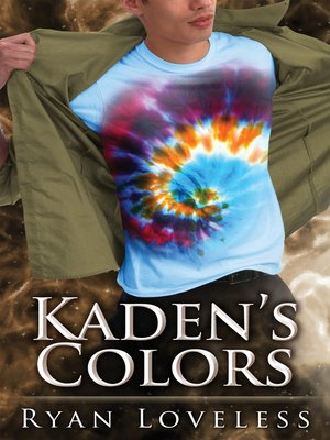 cover image of Kaden's Colors