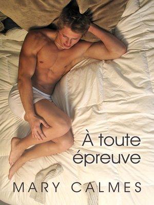cover image of À toute épreuve