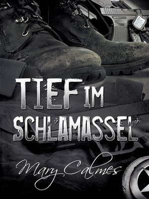 cover image of Tief im Schlamassel