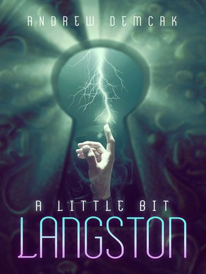 cover image of A Little Bit Langston