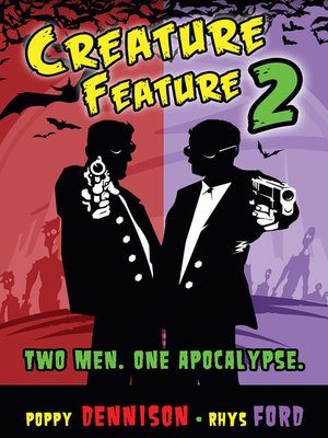 cover image of Creature Feature 2