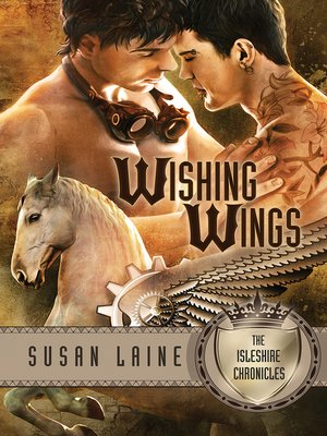 cover image of Wishing Wings