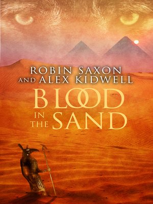cover image of Blood in the Sand