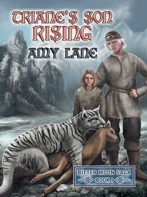cover image of Triane's Son Rising