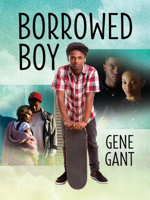 cover image of Borrowed Boy