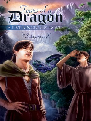 cover image of Tears of a Dragon