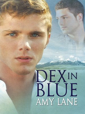 cover image of Dex in Blue