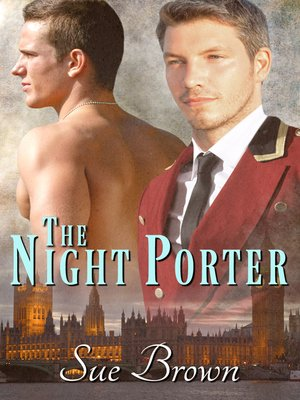cover image of The Night Porter