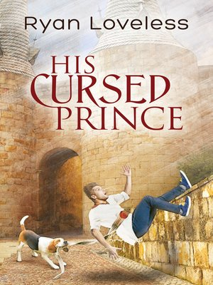 cover image of His Cursed Prince
