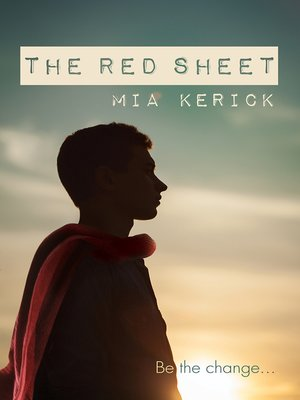 cover image of The Red Sheet
