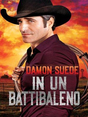 cover image of In un battibaleno