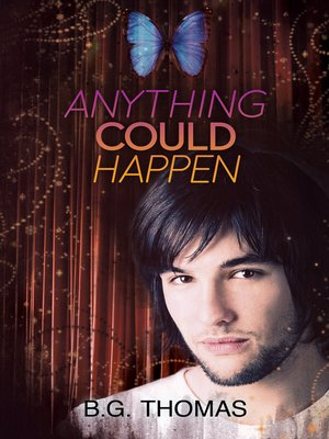 cover image of Anything Could Happen