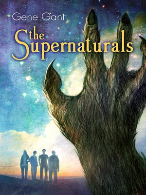 cover image of The Supernaturals