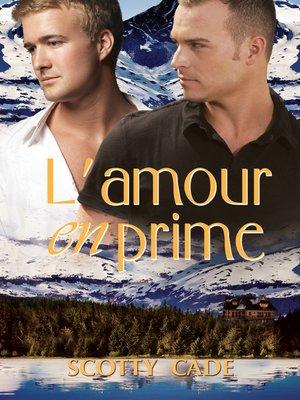 cover image of L'amour en prime