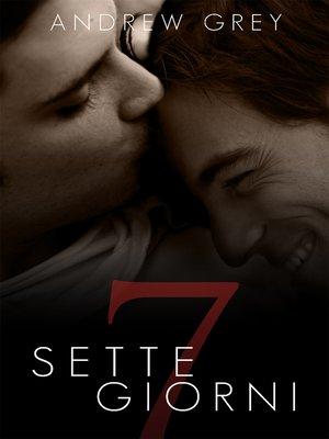 cover image of Sette giorni