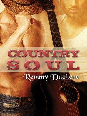 cover image of Country Soul (Français)