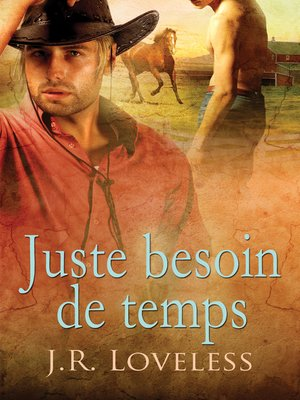 cover image of Juste besoin de temps