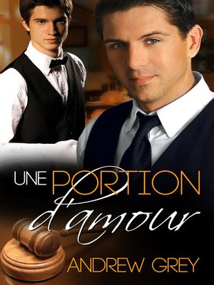 cover image of Une portion d'amour
