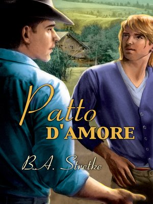 cover image of Patto d'amore
