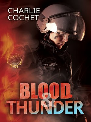 cover image of Blood & Thunder