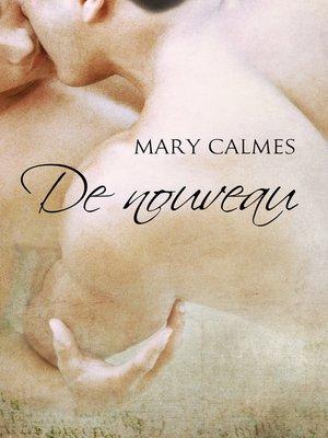 cover image of De nouveau