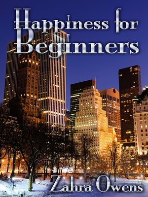 cover image of Happiness for Beginners