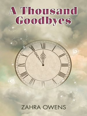 cover image of A Thousand Goodbyes