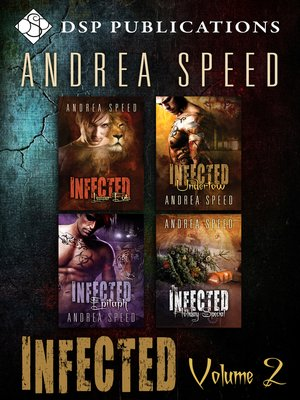 cover image of Infected Volume Two