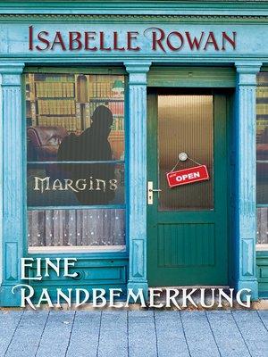 cover image of Eine Randbemerkung