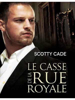 cover image of Le casse de la rue Royale