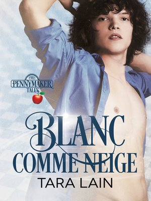 cover image of Blanc comme neige