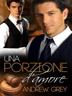cover image of Una porzione d'amore