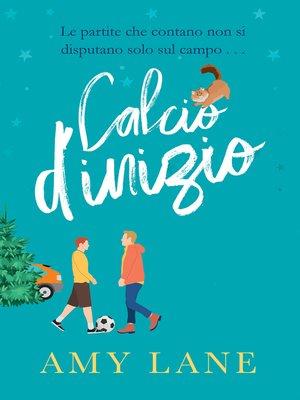 cover image of Calcio d'inizio