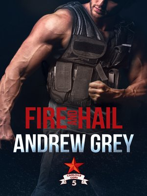 cover image of Fire and Hail