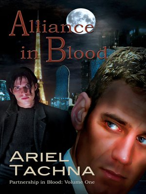 cover image of Alliance in Blood