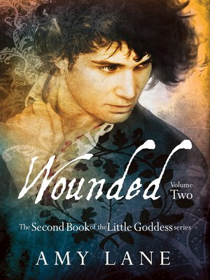 cover image of Wounded, Volume 2