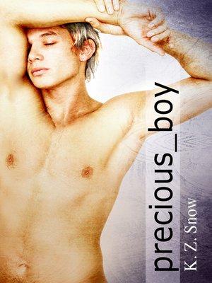 cover image of precious_boy