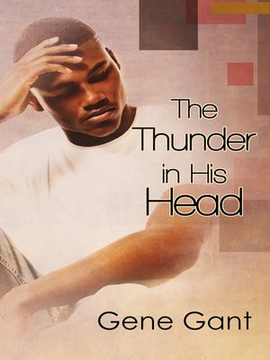 cover image of The Thunder in His Head