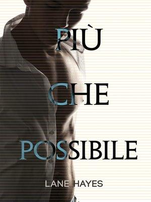 cover image of Più che possibile