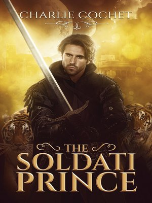 cover image of The Soldati Prince