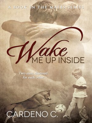 cover image of Wake Me Up Inside